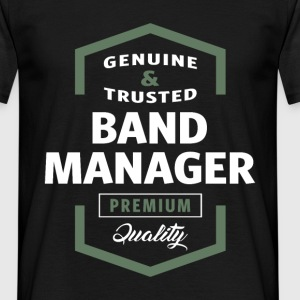 Band Manager Logo T-shirt - Men's T-Shirt