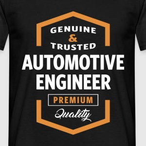 Automotive Engineer Logo T-shirt - Men's T-Shirt
