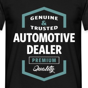 Automotive Dealer Logo T-shirt - Men's T-Shirt