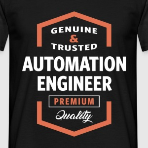 Automotion Engineer Logo T-shirt - Men's T-Shirt