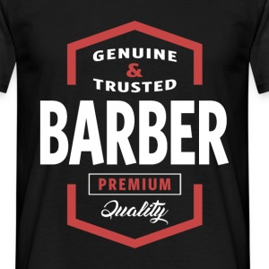 Barber Logo T-shirt - Men's T-Shirt