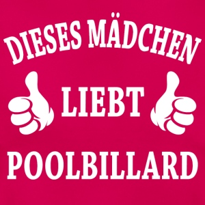 Poolbillard T-Shirts - Frauen T-Shirt