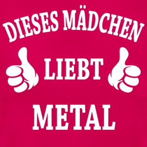 Metal T-Shirts - Frauen T-Shirt