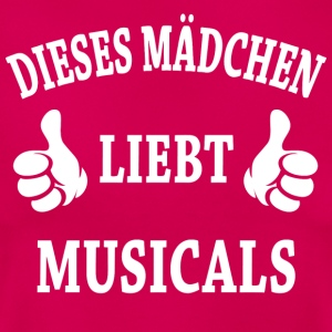 Musicals T-Shirts - Frauen T-Shirt