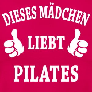 Pilates T-Shirts - Frauen T-Shirt