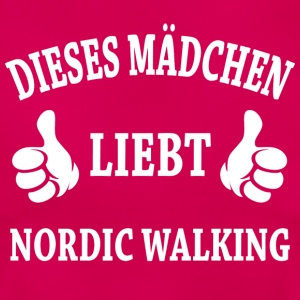 Nordic Walking T-Shirts - Frauen T-Shirt