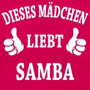Samba T-Shirts - Frauen T-Shirt