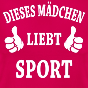 Sport T-Shirts - Frauen T-Shirt