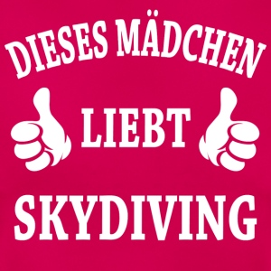 Skydiving T-Shirts - Frauen T-Shirt