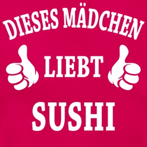Sushi T-Shirts - Frauen T-Shirt