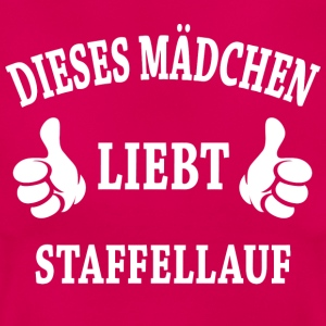 Staffellauf T-Shirts - Frauen T-Shirt