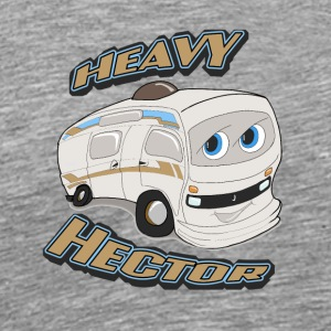 Heavy Hector - Men's Premium T-Shirt