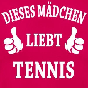 Tennis T-Shirts - Frauen T-Shirt
