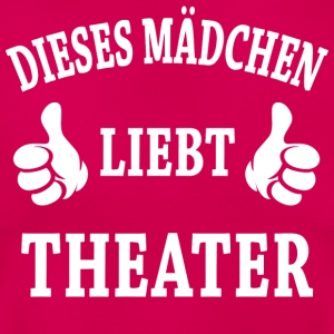Theater T-Shirts - Frauen T-Shirt