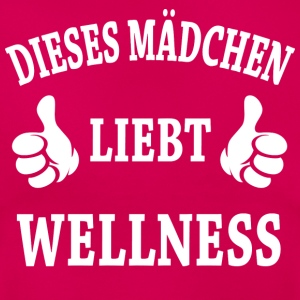 Wellness T-Shirts - Frauen T-Shirt