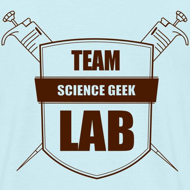 T-shirt homme Team Lab