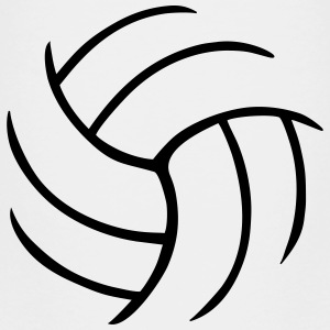 Volleyball Skjorter - Premium T-skjorte for barn