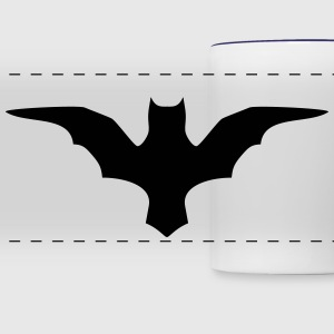 Bat Mugs & Drinkware - Panoramic Mug
