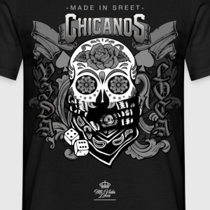 Skull Chicanos Tee shirts - T-shirt Homme