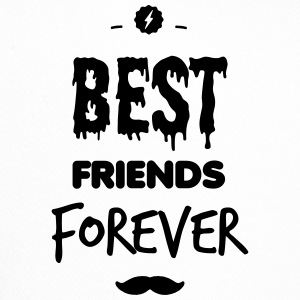 Best friends forever Caps & Hats - Trucker Cap