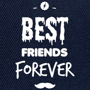 Best friends forever Caps & Hats - Snapback Cap
