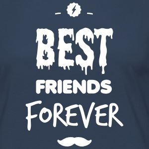 Best friends forever Long Sleeve Shirts - Women's Premium Longsleeve Shirt