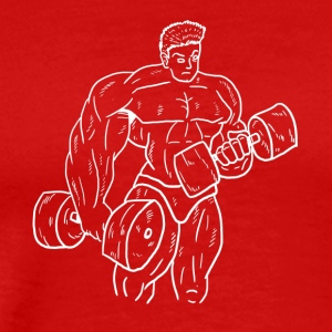 Workout - Männer Premium T-Shirt