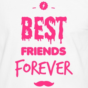 Best friends forever T-Shirts - Men's Ringer Shirt