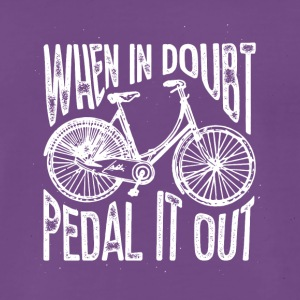 Pedal it out - Männer Premium T-Shirt