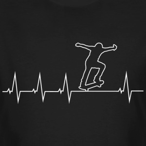I love skating - forth percussion T-Shirts - Men's Organic T-shirt