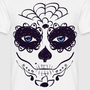 catrina portrait Tee shirts - T-shirt Homme