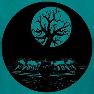 Island gothic creep T-Shirts - Men's T-Shirt