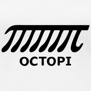 Geeks & Nerds: OctoPi T-Shirts - Frauen Premium T-Shirt