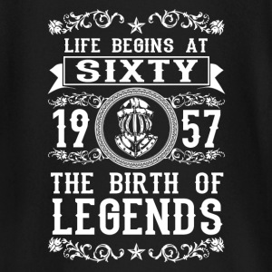 1957 - 60 years - Legends - 2017 Baby Long Sleeve Shirts - Baby Long Sleeve T-Shirt