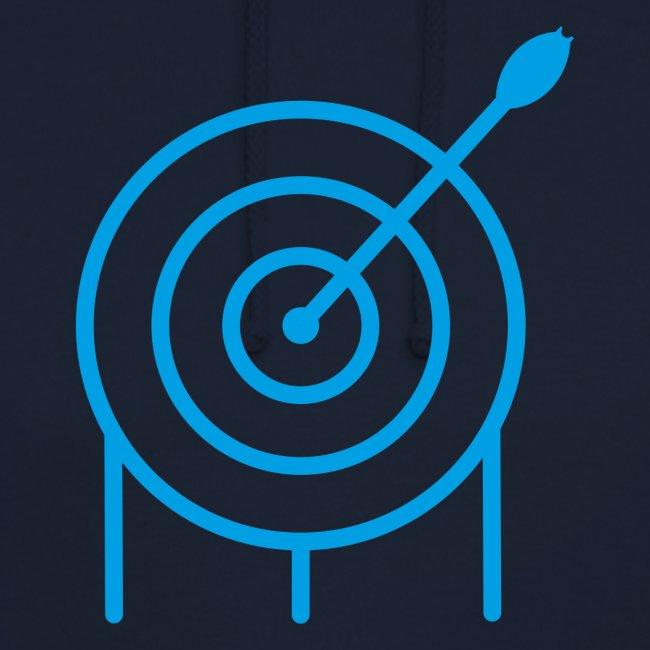 Target Hoodie Unisex  - archersONE TM