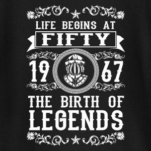 1967- 50 years - Legends - 2017 Baby Langarmshirts - Baby Langarmshirt