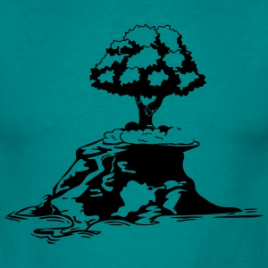 Island tree T-Shirts - Men's T-Shirt