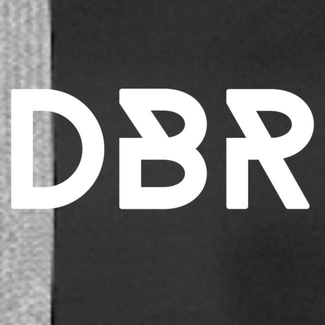 DBR Hoodie - Damen - schwarz