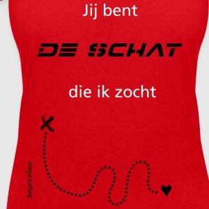 BEPRICELESS.png T-shirts - Vrouwen T-shirt met V-hals