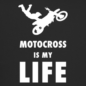 Motocross is my life - Trucker Cap