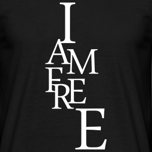 I am free - Herre-T-shirt