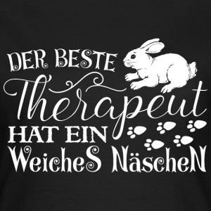 Hase - Therapeut  - Frauen T-Shirt