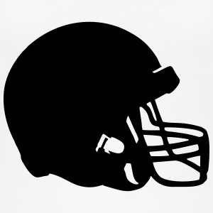 Football Helmet Top - Top da donna ecologico