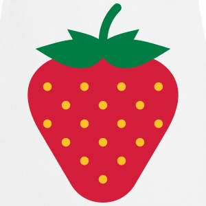 Strawberry / Fraise / Fresa / Erdbeere  Aprons - Cooking Apron