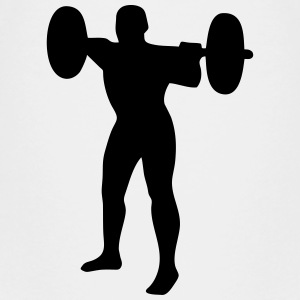 Weightlifter, weightlifting T-shirts - Premium-T-shirt tonåring