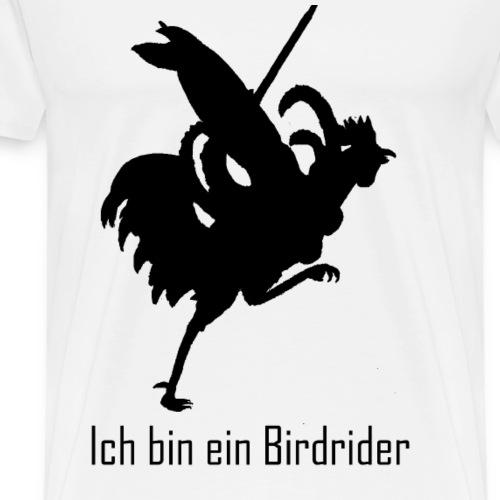 Ich bin ein Birdrider