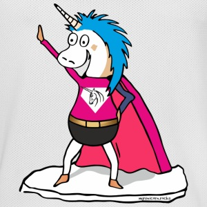 Superhero Unicorn Sports wear - Men's Basketball Jersey