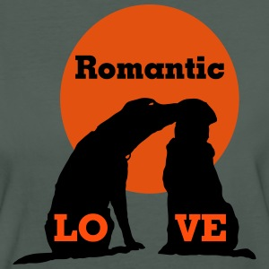 Romantic Love T-Shirts - Frauen Bio-T-Shirt