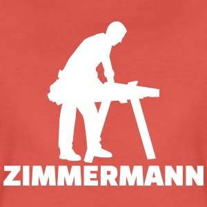 Zimmermann T-Shirts - Frauen Premium T-Shirt