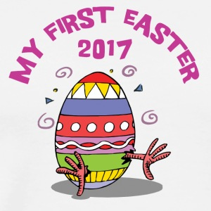 Easter My First Easter 2017 - Men's Premium T-Shirt